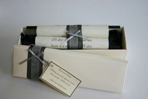 scroll-with-silver-ribbon