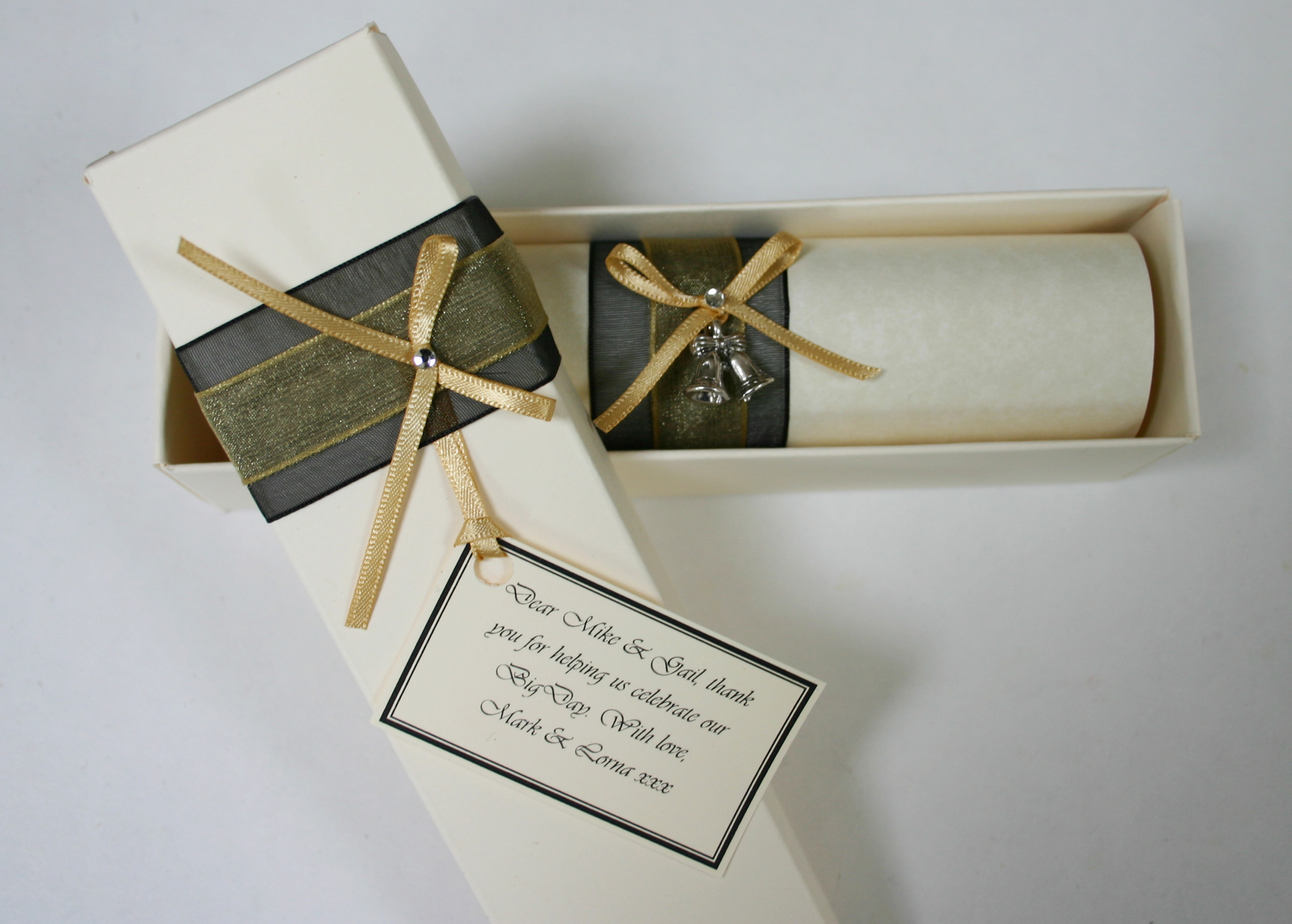 Wedding scrolls
