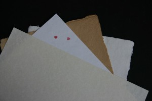 Selection of papers for your scroll