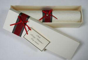 Personalised scroll