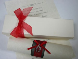 Wedding-invitation-scrolls